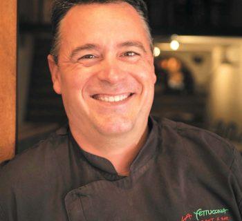 John Japp - Co-Owner La Fettuccina