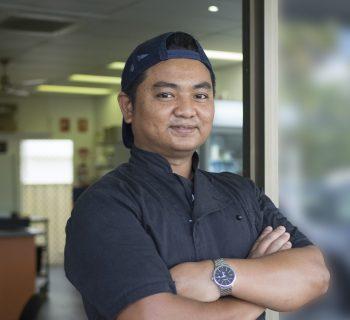 Chef and Co-Owner Zinminyannaing Soe