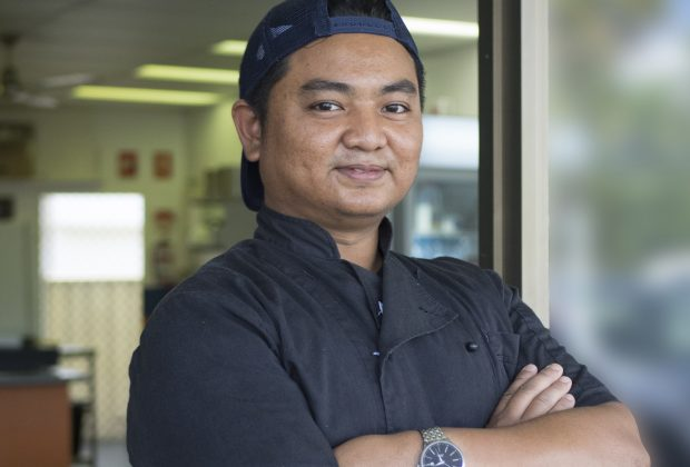 Chef and Co-Owner Zinminyannaing Soe
